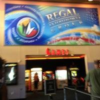 Photo taken at Regal Cinemas Hunt Valley 12 by Baltimore's K. on 7/6/2013