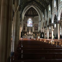 Photo taken at St. Patrick's Basilica by Ian M. on 5/17/2017