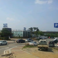 Photo taken at Paju Stn. by Duck-il James R. on 9/8/2013