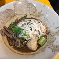 Photo taken at Rue Thong Boat Noodle by Sakesun P. on 7/15/2017