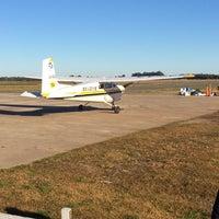 Photo taken at Aero Club Chascomus by Gaston D. on 6/28/2014