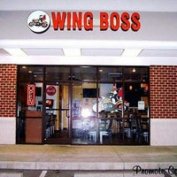 Photo taken at Wing Boss by Promote C. on 11/21/2016