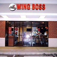 Photo taken at Wing Boss by Promote C. on 1/26/2017