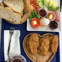 1/17/2016 tarihinde Fatih Y.ziyaretçi tarafından Otlangaç Kahvaltı & Kafe'de çekilen fotoğraf