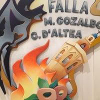 Photo taken at Junta Central Fallera by Loren D. on 12/17/2014