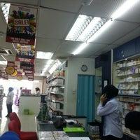 Photo taken at Red Cap Pharmacy by nurul_faezah on 9/24/2013