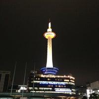 Photo taken at Kyoto Station by Masaya H. on 5/11/2013