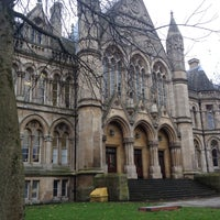 Photo taken at Nottingham Trent University by Mindy K. on 12/18/2014