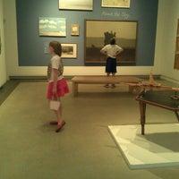 Photo taken at Yellowstone Art Museum by Elizabeth J. on 7/11/2013