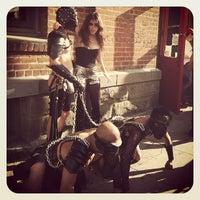 Photo taken at Folsom Street Fair 2012 by Zeenat H. on 9/24/2012