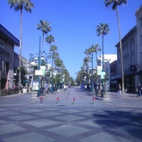 Photo prise au Third Street Promenade par John R. le3/12/2013