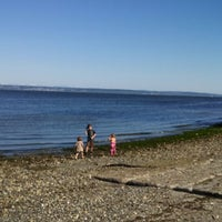 Photo taken at Eglon Beach by Robin S. on 5/4/2013