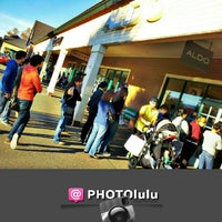 Photo taken at Aldo Outlet by Stephen C. on 11/23/2012