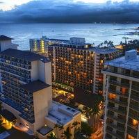 Photo taken at The Imperial Hawaii Resort at Waikiki by Aloha B. on 5/6/2014