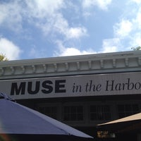 Photo taken at Muse in the Harbor by Randy H. on 9/6/2014