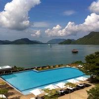 Photo taken at The Westin Langkawi Resort & Spa by Julian W. on 4/25/2013