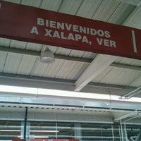Photo taken at Central de Autobuses de Xalapa (CAXA) by Josue O. on 3/22/2013
