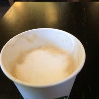 Photo taken at Starbucks by Adrian A. on 2/8/2014