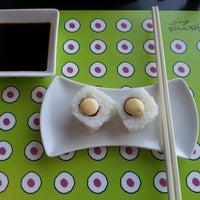 Photo taken at Fushi Sushi by Loai H. on 2/8/2013