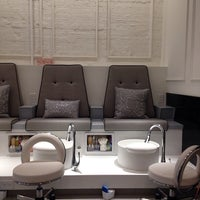 Photo taken at Element Beauty Lounge by Jen L. on 10/9/2014
