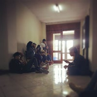 Photo taken at Fakultas Ekonomi by YUDZAR I. on 10/25/2012