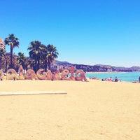 Foto tomada en Playa de La Malagueta por Ron M. el 6/3/2013