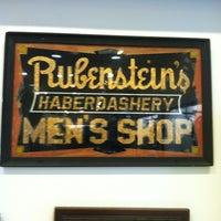Photo taken at Rubensteins by Wesley N. on 2/28/2013