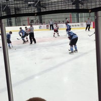 Photo taken at Prince William Ice Center by Michelle R. on 12/8/2012