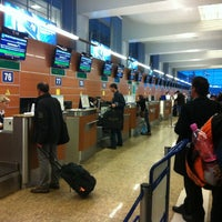 Photo taken at Check-in Area (D) by Ira j. on 10/5/2012