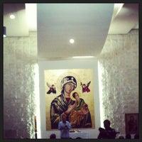 Photo taken at Igreja São Raimundo by Gizelle M. on 4/11/2013