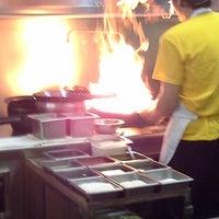 Photo taken at Green Village Restaurant by Clara C. on 5/4/2013