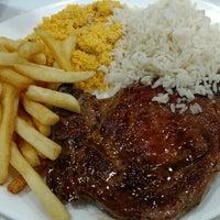Photo taken at Restaurante Bom Gosto by Laura P. on 8/15/2015