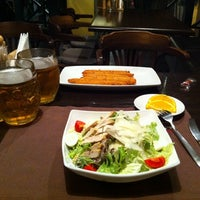 Photo taken at Grill&Beer «Глушкофф» by Andrii T. on 11/10/2014