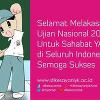 Foto diambil di Stikes Jenderal Achmad Yani Yogyakarta oleh Bambang T. pada 4/4/2016