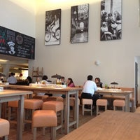 Photo taken at Vapiano by Michelle P. on 11/28/2012