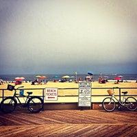 Photo taken at Asbury Park Boardwalk by Jaimie L. on 7/13/2013