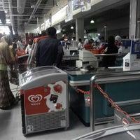 Photo taken at Carrefour by Igunnugi C. on 3/2/2014