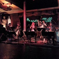 Photo taken at Green Mill Cocktail Lounge by Almita B. on 11/21/2012