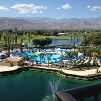 Photo taken at JW Marriott Desert Springs Resort & Spa by Laura S. on 9/28/2012