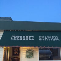 Photo taken at Cherokee Station by Paul W. on 5/28/2017