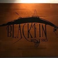 Photo taken at Blackfin Bistro by Paul W. on 7/8/2017