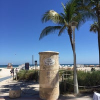Photo taken at 17th Street Beach by Paul W. on 10/21/2016