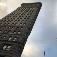 8/13/2018にPaul W.がFlatiron Buildingで撮った写真