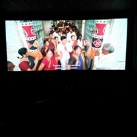 Photo taken at Regal Cinemas MacArthur Marketplace 16 by Sushil S. on 9/29/2012