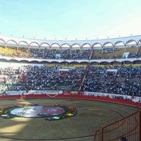 Снимок сделан в Plaza de Toros Nuevo Progreso пользователем JU@N P@BLO R. 11/11/2012