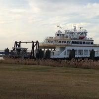 Photo taken at Swan Quarter Ferry Terminal by John T. on 12/23/2012
