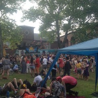 Photo taken at Figment NYC by Chané S. on 6/8/2014