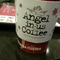 Photo taken at Angel-in-us Coffee by Eunhak Ha on 1/7/2013
