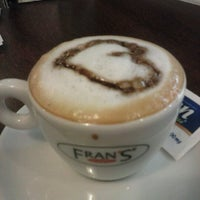 Photo taken at Fran's Café by Luana C. on 1/10/2013