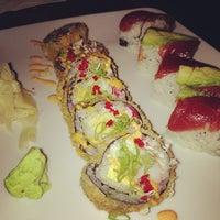 Photo taken at Mikaku Sushi by Ernesto E. on 6/22/2013